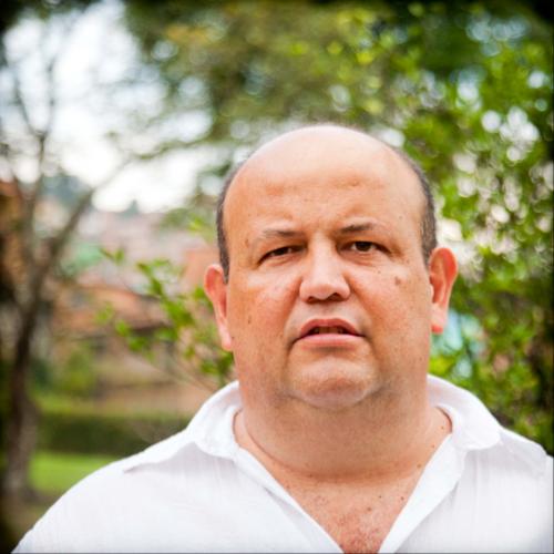 Mario Ángel Quintero. Por: Patricia Cuervo Osorio.