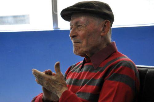 Jaime Jaramillo Escobar. Por: Esneyder Gutiérrez Cardona