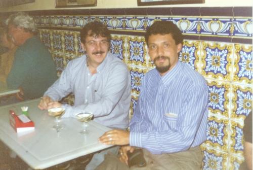 Nicanor Vélez / Óscar González. Barcelona (1996)
