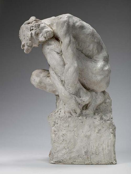 El hombre inclinado (1886)