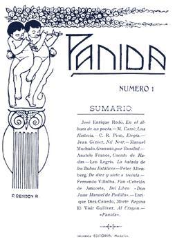 León de Greiff, Teodomiro Isaza, Rafael Jaramillo A. y otros. Panida. Edición facsimilar de Colcultura. 1984.