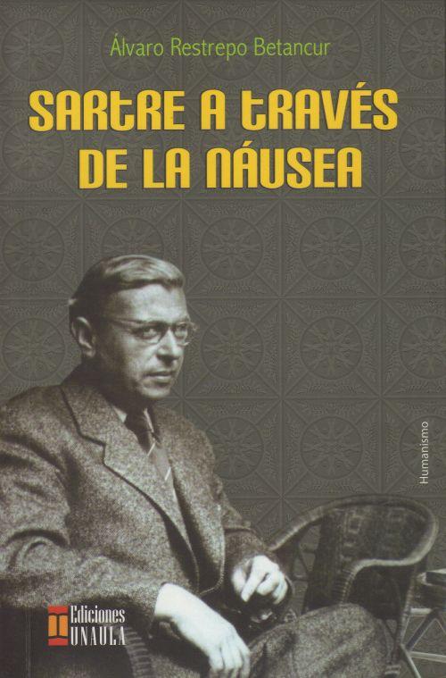 Portada Alvaro Restrepo Sartre