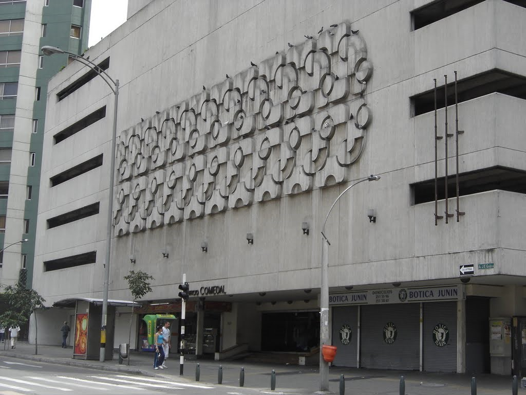 F lix ngel pintadera precolombina relieve edificio for Ministerio de interior legalizaciones
