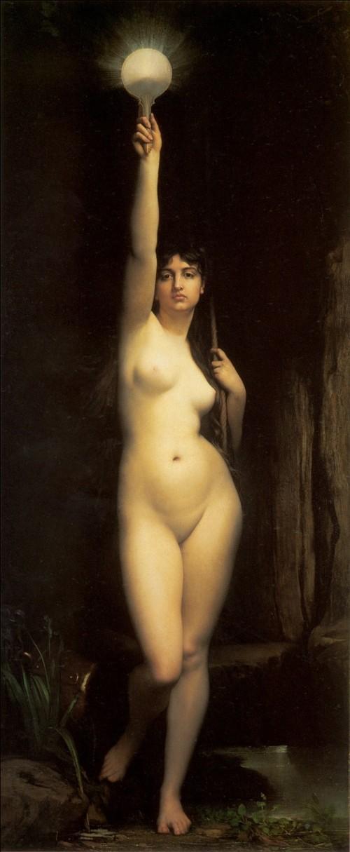 Jules Lefevre (1836-1911)