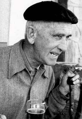Fernando González. Por: Guillermo Ángulo (1959).