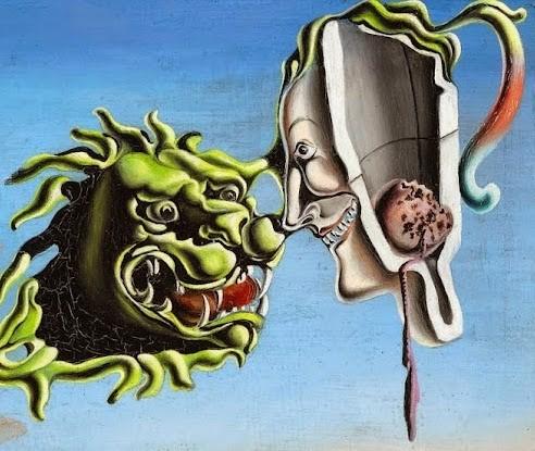 Salvador Dalí: Paul Eluard