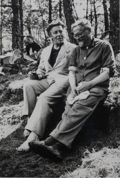 Breton y Trostky